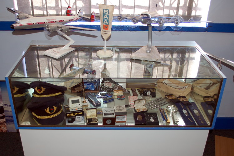 South_African_Airways_Museum_display_hall_9